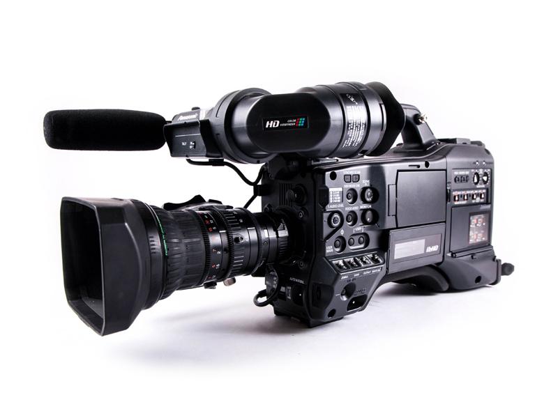 Panasonic AG-HPX371E