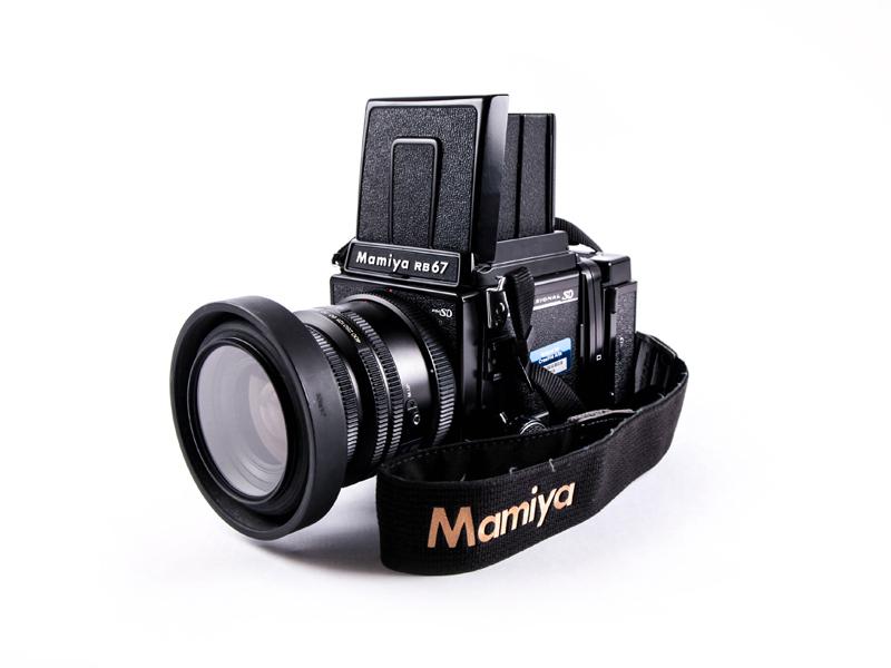 Mamiya RB67 Pro SD