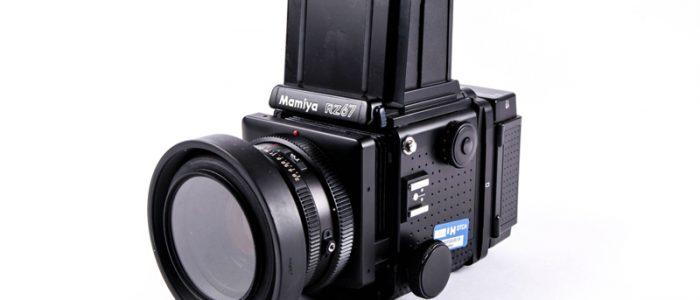Image of a sexy camera